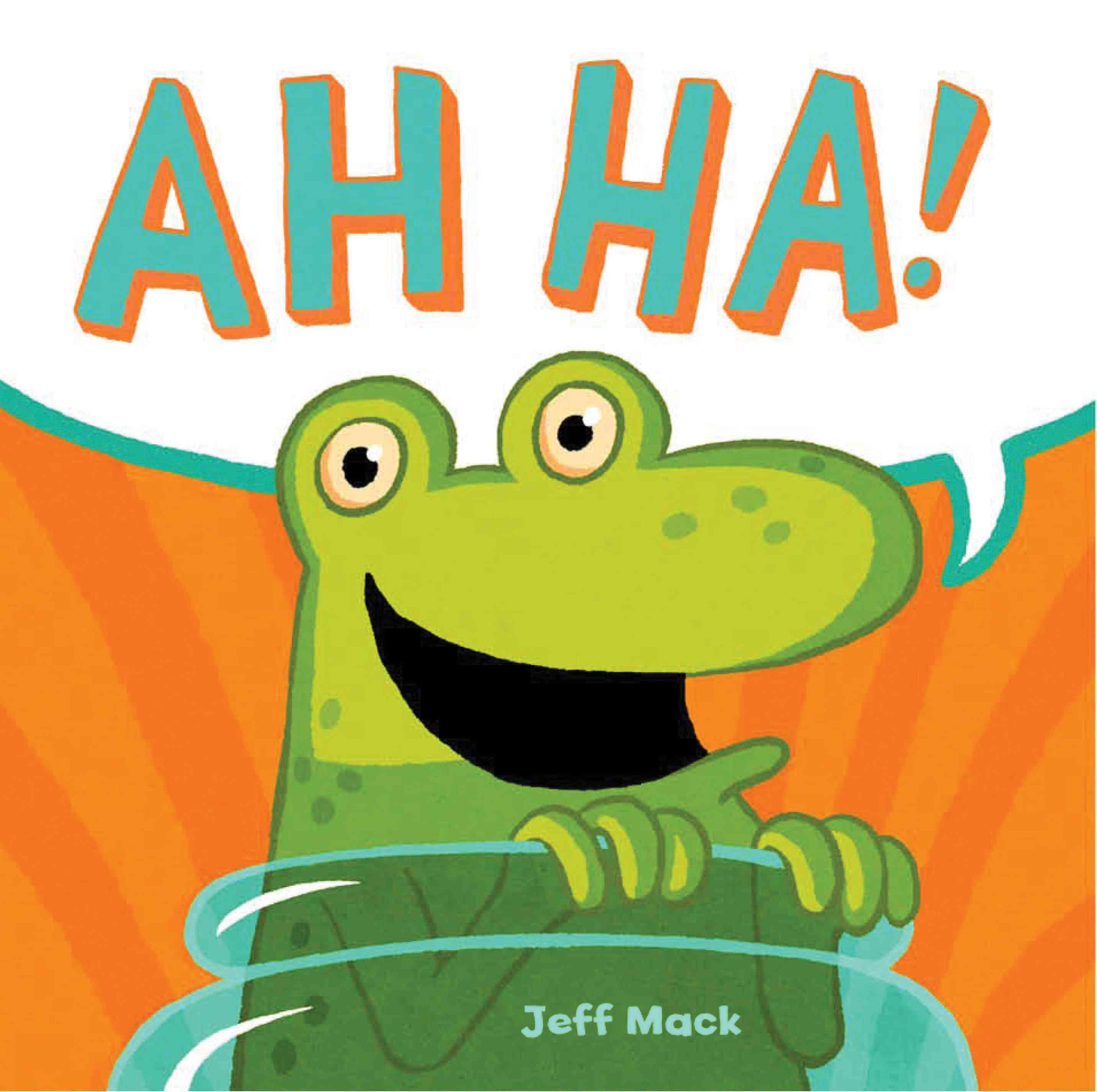 Ah Ha! By Mack, Jeff